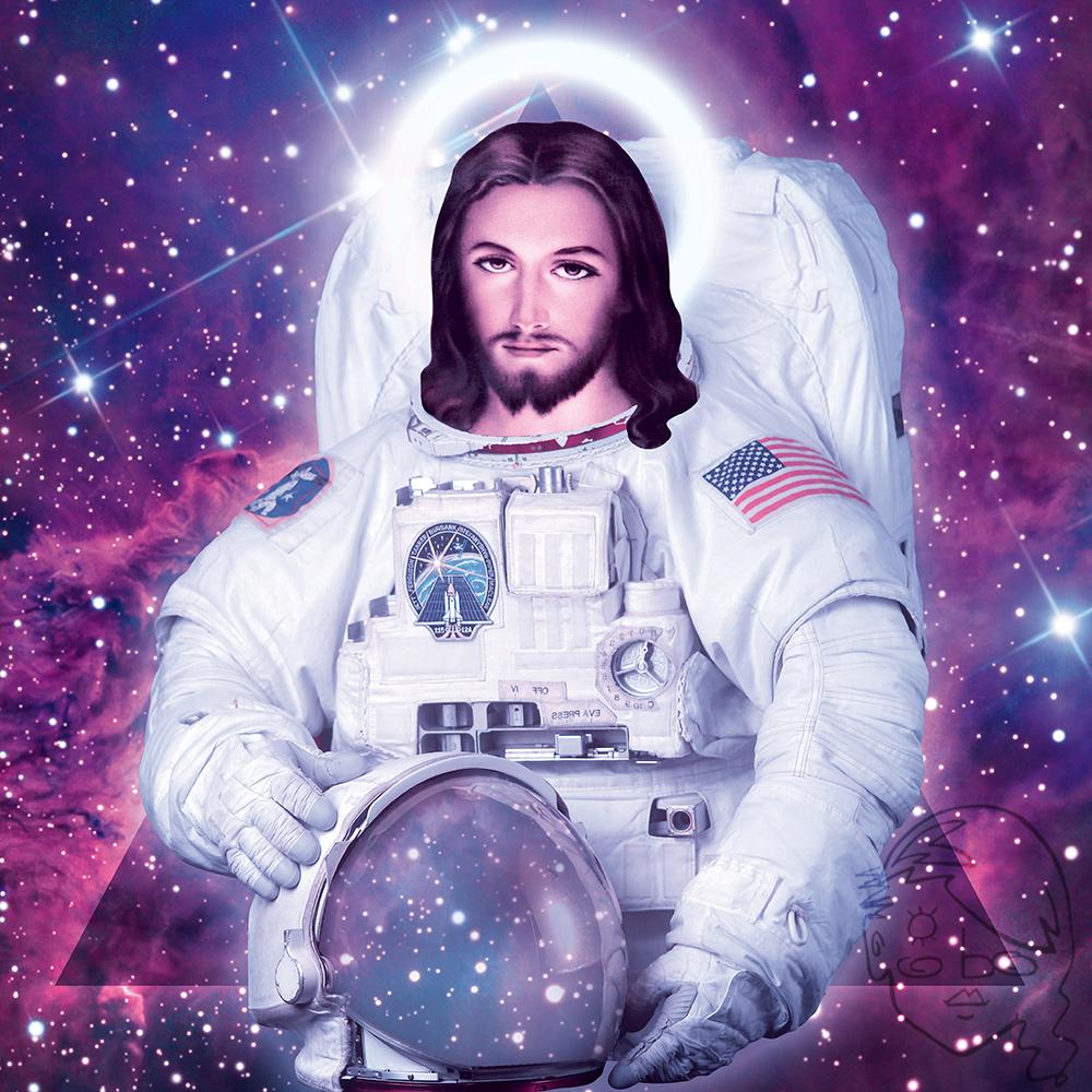 astronautjesus